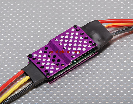 (.) TowerPro H40A Brushless Speed Controller