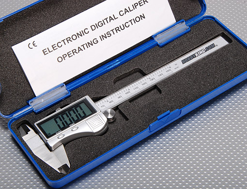 Hobby King Digital Vernier Calipers 150mm