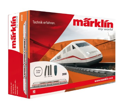 Marklin 29200 Myworld ICE Battery Train Set