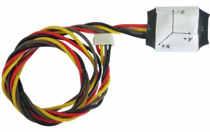 Triaxial Acceleration Sensor