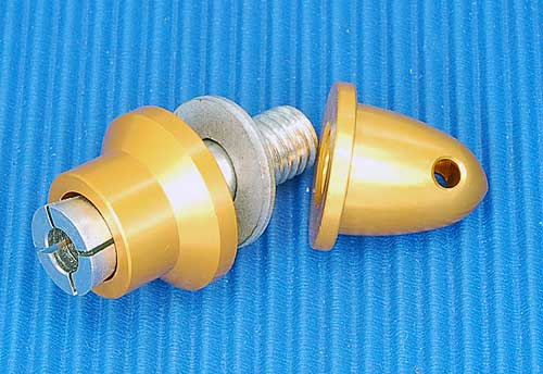 Propeller Adapter (colet type) 4mm